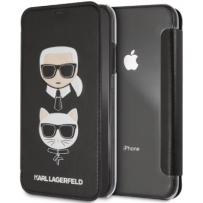 Чехол Karl Lagerfeld для iPhone XR (KLFLBKI61KICKC)