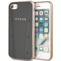Чехол GUESS для iPhone 7/8 SE 2 KAIA collection Hard Black