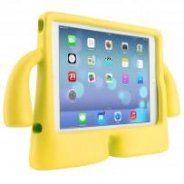 """Детский чехол """"Happy Hands"""", для iPad 10,2/10,5 (подходит для всех iPad с диагональю 10,2/10,5), лимонный"""