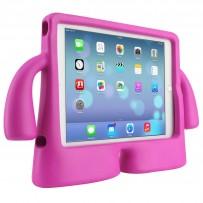 """Детский чехол """"Happy Hands"""", для iPad Air/Air2/Pro 9.7(подходит для всех iPad с диагональю 9,7), малиновый"""
