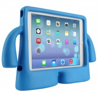 """Детский чехол """"Happy Hands"""", для iPad 10,2/10,5 (подходит для всех iPad с диагональю 10,2/10,5), голубой"""
