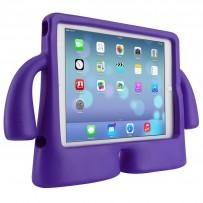 """Детский чехол """"Happy Hands"""", для iPad 10,2/10,5 (подходит для всех iPad с диагональю 10,2/10,5), баклажан"""