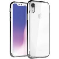 Чехол Uniq для iPhone XR Glacier Xtreme Silver (IP6.1HYB-GLCXSIL)