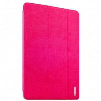 Чехол-книжка Birscon для iPad Air Grace series Rose Red - Красный