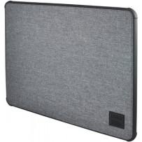 Uniq для Macbook Pro 13 (2016/2018) DFender Sleeve Kanvas Grey