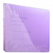 "Защитный чехол-накладка BTA-Workshop для Apple MacBook Pro 13"" Touch Bar (2016г.) матовая фиолетовая"