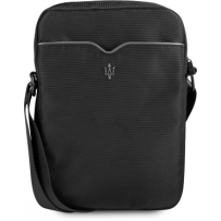 "Сумка Maserati для планшетов 8"" Gransport Bag Nylon Black/Grey"