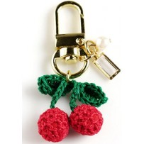 Брелок Elago Keyring Cherry для AirPods (EKR-CHERRY)