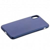 """Чехол-накладка пластик COTEetCI Armor PC Case для iPhone XS/ X (5.8"""") CS8010-BL Синий"""