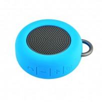 Портативная Bluetooth V4.1+EDR колонка Deppa D-42003 Speaker Active Solo (1x5W) AUX, IPX5 Синяя