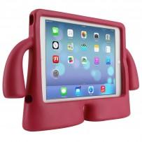 """Детский чехол """"Happy Hands"""", для iPad Air/Air2/Pro 9.7 (подходит для всех iPad с диагональю 9,7), красное яблоко"""