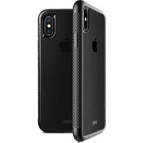 Чехол Uniq для iPhone X/XS Glacier Frost Xtreme Black (IPXHYB-GLCFXBLK)
