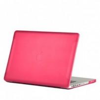 Защитный чехол-накладка BTA-Workshop для Apple MacBook Pro 15 матовая розовая