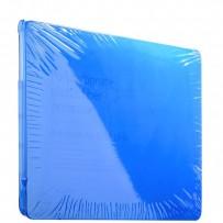 "Защитный чехол-накладка BTA-Workshop для Apple MacBook Pro 13"" Touch Bar (2016г.) матовая синяя"