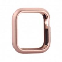Чехол алюминиевый бампер COTEetCI магнитная рамка для Apple Watch Series 4/5 (CS7057-GD) 40мм Золотистый