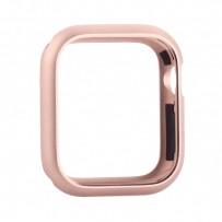 Чехол алюминиевый бампер COTEetCI магнитная рамка для Apple Watch Series 4/5 (CS7058-GD) 44мм Золотистый