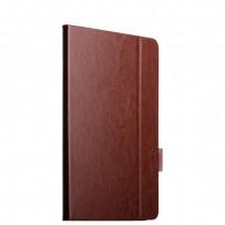 "Чехол кожаный XOOMZ для iPad Pro (9.7"") Knight Leather Book Folio Case (XID701dbr) Темно-коричневый"