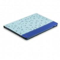 "Чехол кожаный XOOMZ для iPad Pro (10.5"") Fresh Series PU Leather Folio Case (XID717blue) Синий"