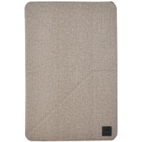 Чехол Uniq для iPad Mini 4/5 Yorker Kanvas Beige