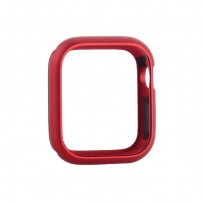 Чехол алюминиевый бампер COTEetCI магнитная рамка для Apple Watch Series 4/5 (CS7058-RD) 44мм Красный