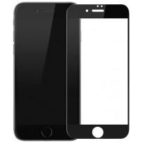 Стекло BLUEO для iPhone 7/8/ SE (2020) 0.26mm Black (максимально тонкая рамка, не оставляет отпечатки пальцев)