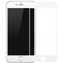 Стекло BLUEO для iPhone 7/8/ SE (2020) 0.26mm White (максимально тонкая рамка, не оставляет отпечатки пальцев)