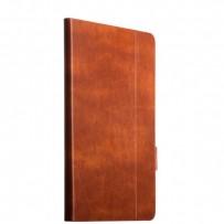 """Чехол кожаный XOOMZ для iPad Pro (9.7"""") Knight Leather Book Folio Case (XID701lbr) Светло-коричневый"""