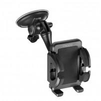 Автомобильный держатель Deppa Crab 3 D-55103 (до 200 гр.) универсальный c присоской Черный