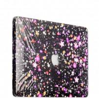 Защитный чехол-накладка BTA-Workshop для Apple MacBook Air 11 вид 15 (цветная метель)