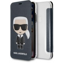 Чехол Karl Lagerfeld для iPhone XR (KLFLBKI61IKPUBL)