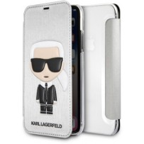 Чехол Karl Lagerfeld для iPhone XR (KLFLBKI61IKPUSI)