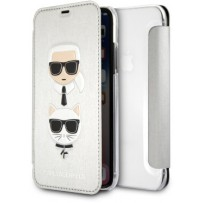 Чехол Karl Lagerfeld для iPhone XR (KLFLBKI61KICKCSSI)