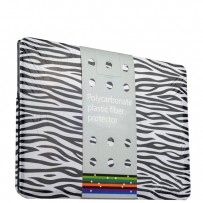 Защитный чехол-накладка BTA-Workshop для Apple MacBook Pro Retina 15 вид 1 (зебра)
