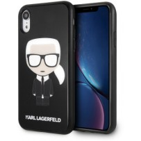 Чехол Karl Lagerfeld для iPhone XR (KLHCI61DLFKBK)