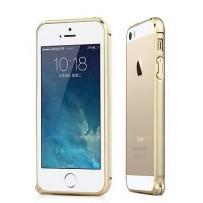 "Бампер алюминиевый для iPhone 5/5S, ""Champange Gold""."