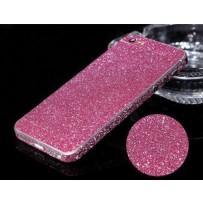 """Защитная, противоскользящая пленка """"Magic sticker"""" для iPhone 5/5s, розовый"""