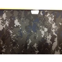 Защитный чехол-накладка BTA-Workshop для Apple MacBook Air 13 комуфляж темно-серый