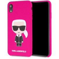 Чехол Karl Lagerfeld для iPhone XR (KLHCI61SLFKFU)