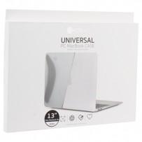 """Защитный чехол-накладка COTEetCI MB1003-TB universal PC Case для Apple MacBook New Air 13"""" (A1932) Черный"""