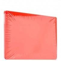 """Защитный чехол-накладка BTA-Workshop для Apple MacBook Pro 15"""" Touch Bar (2016г.) матовая красная"""