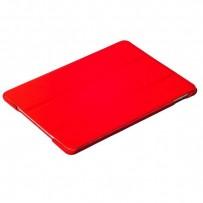 Чехол кожаный i-Carer для iPad Air 2 Litchi Pattern Series (RID601red) Красный
