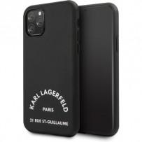 Чехол KARL Lagerfeld, для iPhone 11 Pro Max (KLHCN65NYBK)