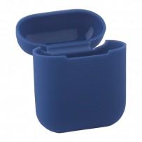 Чехол силиконовый Deppa для AirPods D-47004 1.4мм Синий