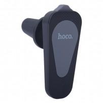 Автомобильный держатель Hoco CA37 Air outlet multi-function magnetic in-car holder магнитный универсальный в решетку черный