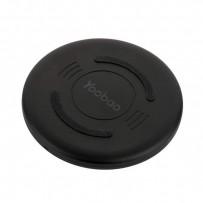 Беспроводное зарядное устройство Yoobao D1 Wireless Charging (5V-1A Max) Black Черный