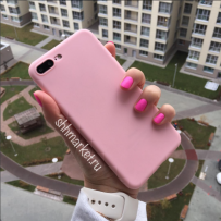"Чехол для iPhone 7 Plus, ""Pink"""