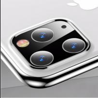 """Стекло защитное TOTU для основной камеры iPhone 11 Pro (5.8"""")/ 11 Pro MAX (6.5"""") ABiP-036 Серебристое"""