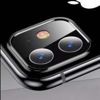 """Стекло защитное TOTU для основной камеры iPhone 11 (6.1"""") ABiP-036 Черное"""