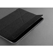 Чехол Uniq Yorker New iPad 10.9 (2020) Kanvas Antimicrobial (Obsidian Knit (Black)