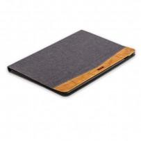 "Чехол тканевый XOOMZ для iPad Pro (10,5"") Simple Fabric Material Made Folio Cover Erudition Series (XID712grey) Серый"